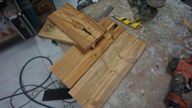 Daur ulang kayu palet