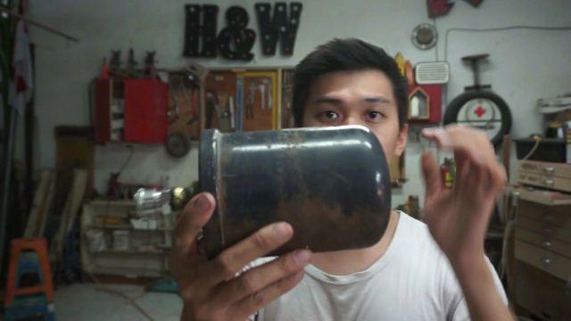 tangki kompresor portable