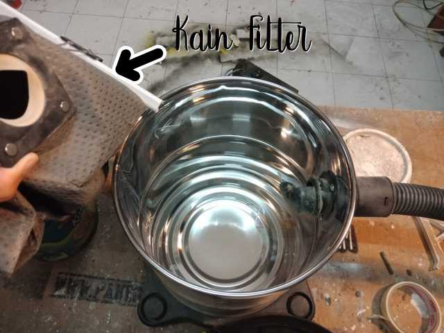 FISCH MB12LS tanki stainless