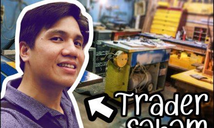 Trader saham yang hobi DIY